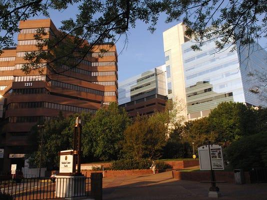 Tennessee's best hospital: Vanderbilt tops rankings, UT Medical No  2