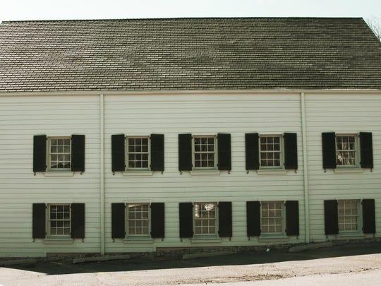 The Old Bernardsville Library.
