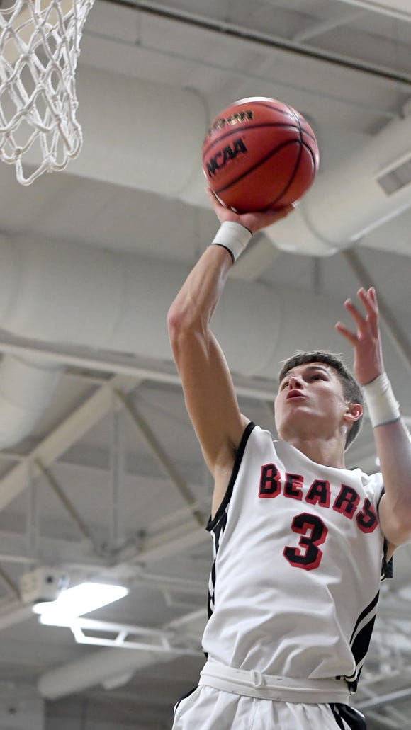 Pisgah defeated East Henderson Friday.