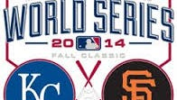The 2014 World Series scored a low local TV rating.