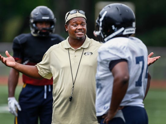 Whitehaven coach Rodney Saulsberry has 15-20 football players who could sign scholarships for the Class of 2019.