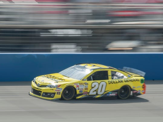 0322 NDS NASCAR Qualifying wires H