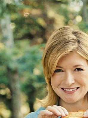 """When it comes to summertime entertaining, Martha Stewart says to keep it simple. """" There's no point using white damask napkins if you're serving barbecue -- paper napkins will do just fine."""" See? Even Martha does it!"""