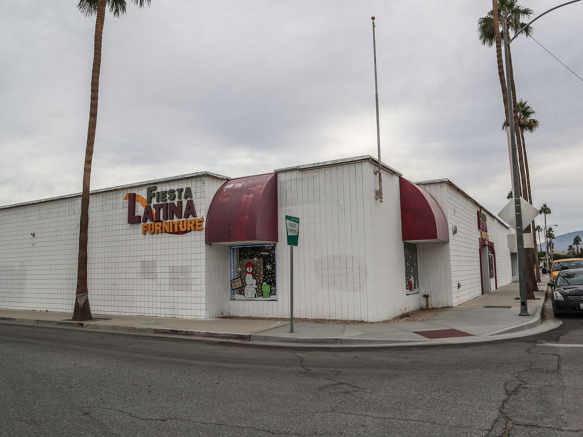 Fiesta Latina, a family-owned furniture store in downtown Indio, was billed $3,327 by city prosecutors because it put a sign on its roof without the proper permits.