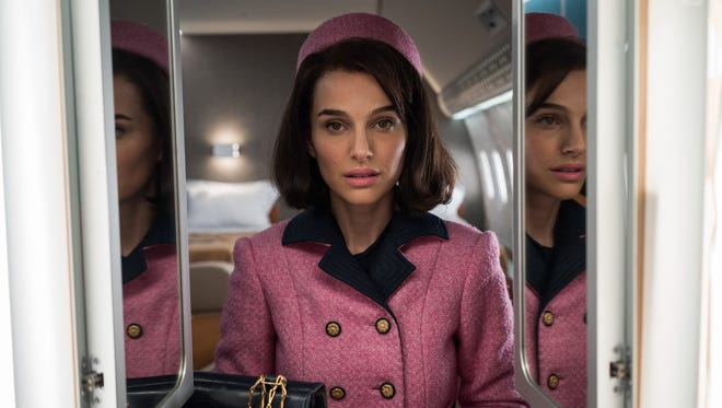 Natalie Portman stars as first lady Jacqueline Kennedy in 'Jackie.'
