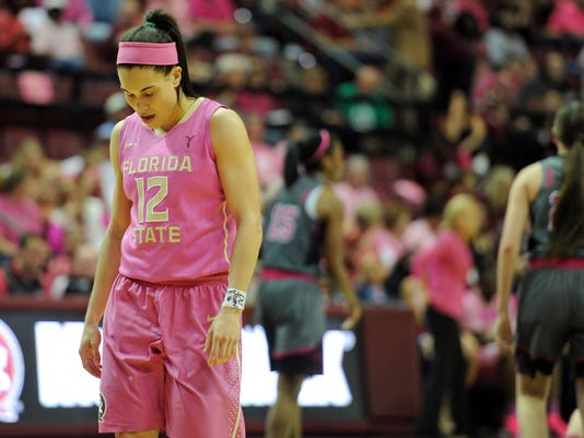 NCAA Womens Basketball: Notre Dame at Florida State