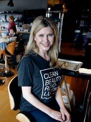 Au Naturale cosmetics founder and CFO Ashley Prange