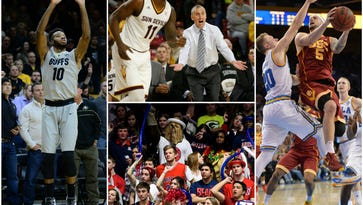 Pac-12 Insider: A wild week, ASU's Mr. Swagger, power rankings