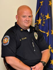 Southport Police Lt. Aaron Allan