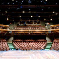 Geva Theatre Center's mainstage.