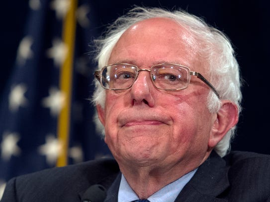 On so-called 'unity tour,' Sen. Bernie Sanders, I-Vt.,