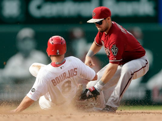 Peter Bourjos, Chris Owings