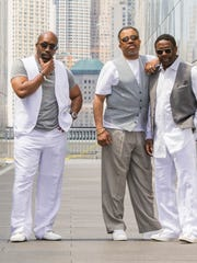 The Manhattans perform at BergenPAC on Mother's Day, 2018