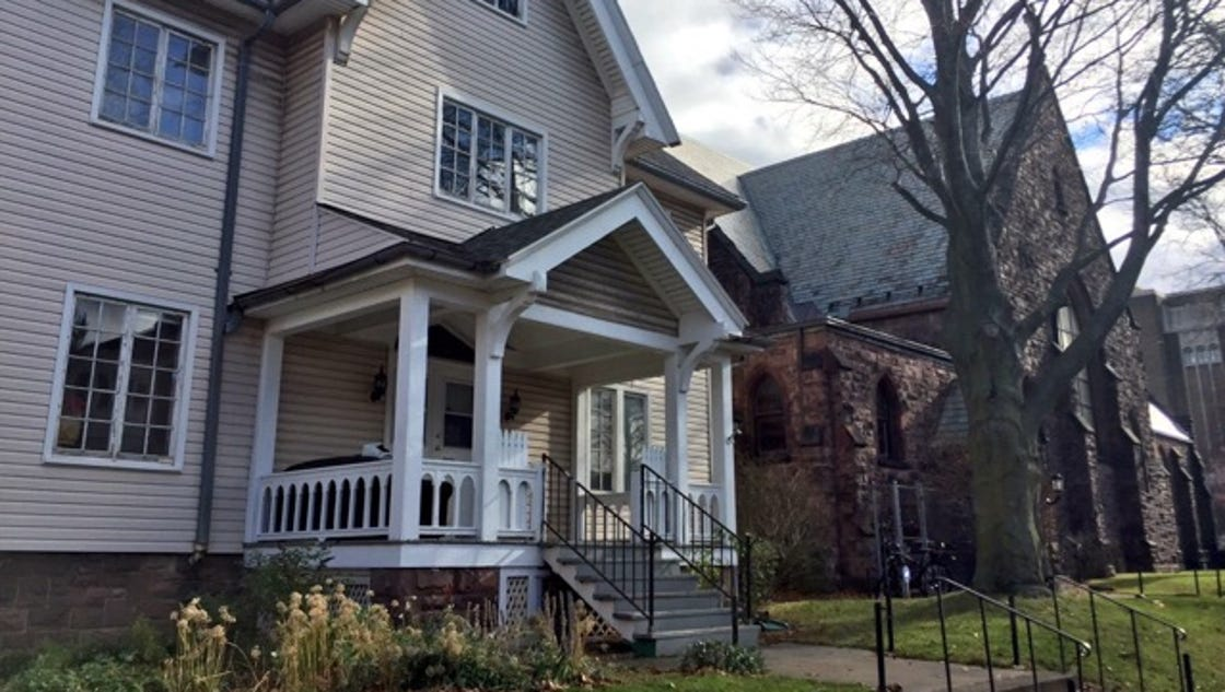 Former rochester rectory to house homeless for Rochester house