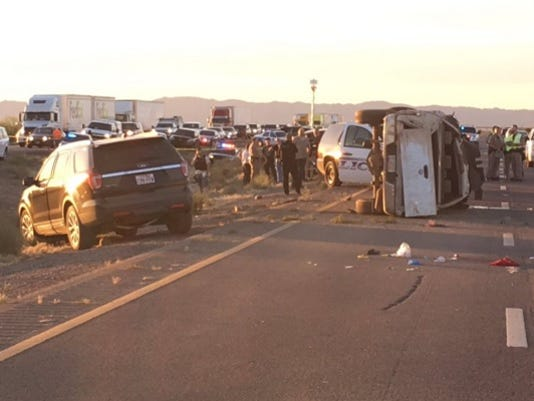 DPS chase ends in crash