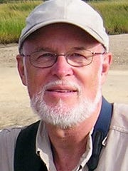 Ed Perry, outreach coordinator for the National Wildlife