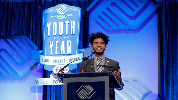 On Monday, the Boys & Girls Clubs of America named Clifton High School senior Carlos Polanco the 2017 Northeast Youth of the Year. Polanco defeated 11 other nominees from across the Northeast.