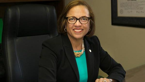 York College President Pamela Gunter-Smith