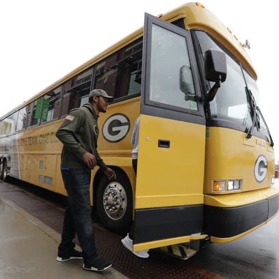 Packers Tailgate Tour to make stops in Milwaukee, Madison area