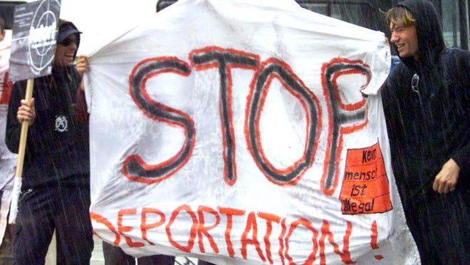 Activistas pidieron a Obama que utilice su poder ejecutivo para detener estas expulsiones.