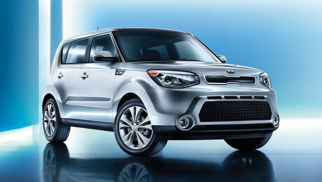 A Kia Soul will be given away at the Sterling Kia grand opening Saturday.