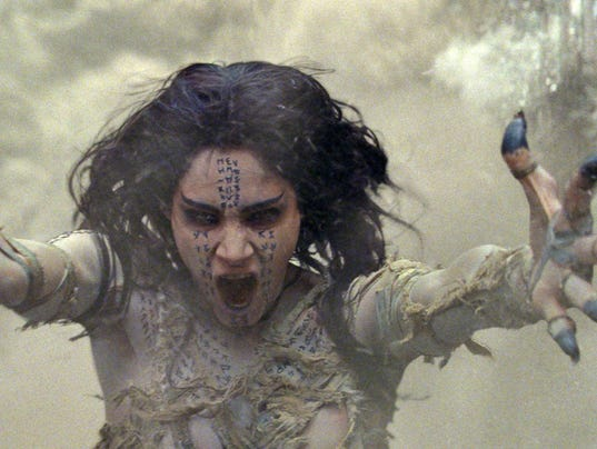 Film Review The Mummy