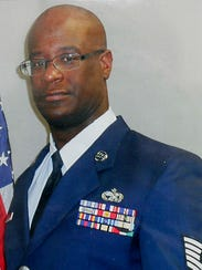 Corey Adams was an Air Force veteran, who served in Saudi Arabia during the Gulf War, and later in Kuwait and Afghanistan.