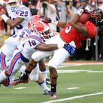 The 2014 matchup between Louisiana Tech and ULL never lived up to the hype as the Bulldogs cruised to a 48-20 win.