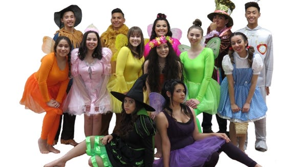 "Visalia Charter Independant Study students perform ""Pure Imagination"" May 5 and 6."