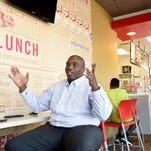 Former Domino's delivery driver now owns 4 franchises