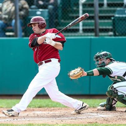 Dan Sepic has displayed a good hitting stroke at Indiana