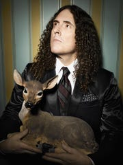 "Some of Weird Al's parodies include ""Fat,"" ""Eat It"""