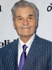 Actor and comedian Fred Willard at the Montalban Theatre in Hollywood on April 21, 2018. Willard died May 15, 2020; he ws 86. (F. Sadou/AdMedia/Zuma Press/TNS)