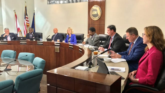 The Leon County Commission voted unanimously Tuesday to hold a public hearing in June on the creation of a taxpayer-funded children's services council.