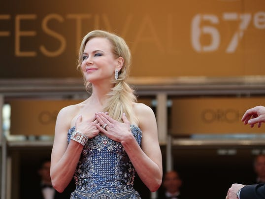 Nicole Kidman before 'Grace of Monaco'