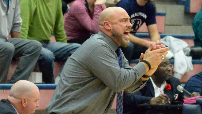 Oakland boys basketball coach Troy Bond will be the East coach for the BCAT All-Star game Saturday at Blackman.