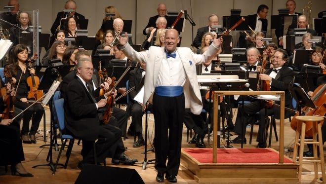 Under the baton of LCSO conductor Lonnie Klein, the orchestra plays a wide range of musical pieces ranging from classics like Mozart and Beethoven to more modern pieces, like the Beatles.