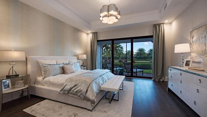 Clive Daniel Home has been selected to provide total furnishings for FrontDoor Communities' Messina model in Talis Park
