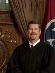 Tennessee Supreme Court Justice Jeffrey Bivins