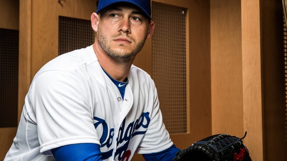 Right-hander Dustin McGowan signed with the Phillies Saturday after getting released by the Dodgers on April 1. Credit:  Rob Tringali, Getty Images