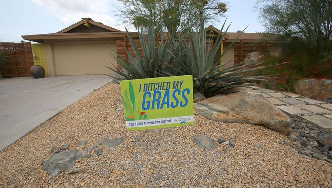 A cash-for-grass program is proving so popular during California's drought that a water wholesaler is considering new limits on turf replacement rebates.