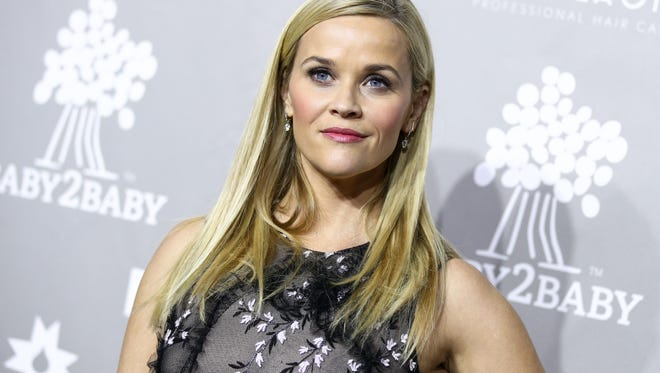 Reese Witherspoon attends the 4th Annual Baby2Baby Gala held at 3Labs on Saturday, Nov. 14, 2015, in Culver City, Calif.