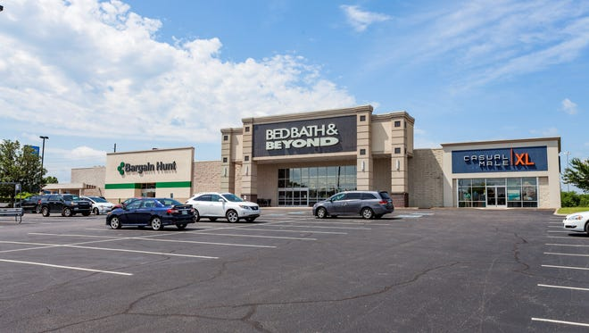 Ashley Furniture will replace Bed Bath & Beyond as tenant for the 25,000 square foot space at 5301 Hickory Hollow Parkway.
