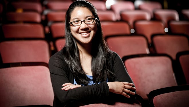 Kexia Van, shown here at the Circle Theatre, will be one of the first class of graduates from the Marian College of Osteopathic Medicine, May 5, 2017. The graduation ceremony will take place at the theatre.
