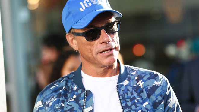 Jean-Claude Van Damme in a file photo.