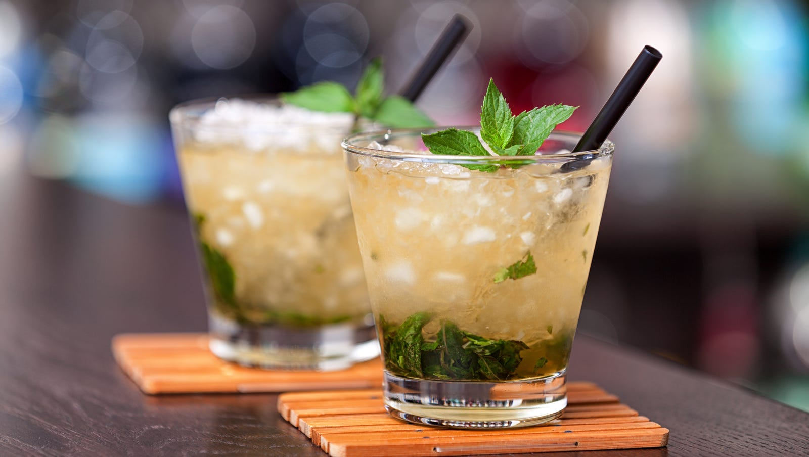 How to make a mint julep for the Kentucky Derby