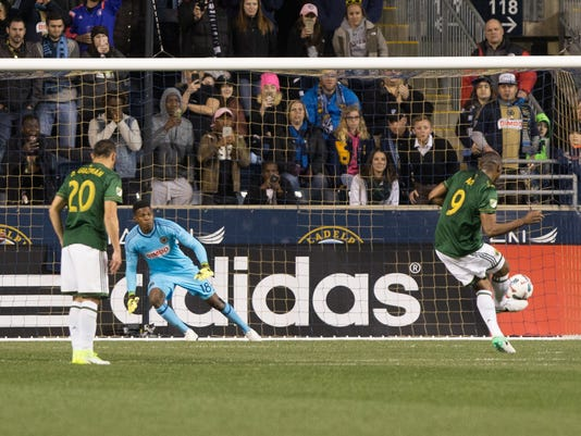 MLS: Portland Timbers at Philadelphia Union