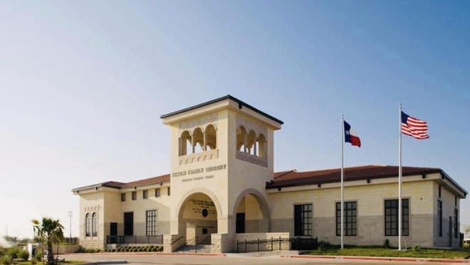 Nueces County Keach Family Library in Robstown will receive a $50K Federal Grant for Coronavirus relief.
