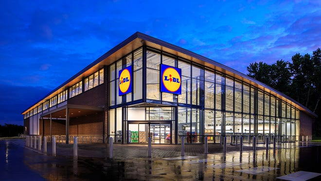German supermarket chain Lidl plans to open a store at Concord and Mt. Zion roads in Springettsbury Township, according to plans filed with the township.