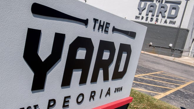 Established in 2016, The Yard, 1503 W Altorfer Dr., in Peoria is known mainly as an indoor venue for sports like baseball, softball and soccer.